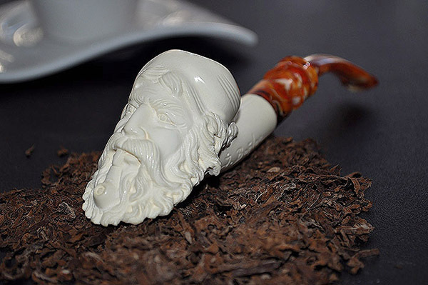 Dunhill Meerschaum by by I.Baglan