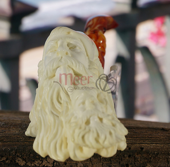 Dunhill Meerschaum Pipe by Cevher