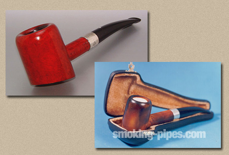 Re-Modelling from Briar Pipe